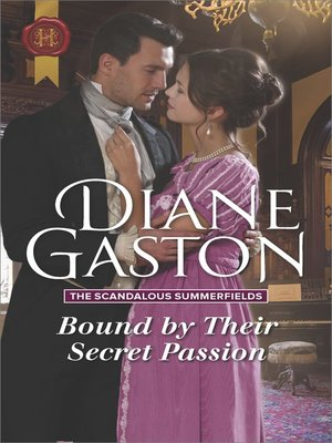 cover image of Bound by Their Secret Passion--A Regency Historical Romance