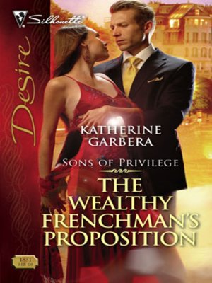 cover image of The Wealthy Frenchman's Proposition