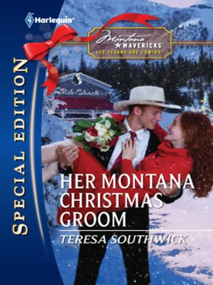 cover image of Her Montana Christmas Groom