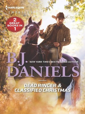 cover image of Dead Ringer & Classified Christmas