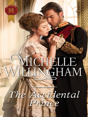 cover image of The Accidental Prince