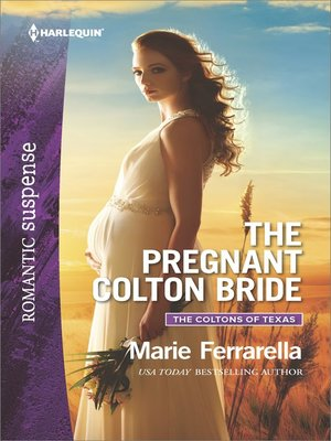 cover image of The Pregnant Colton Bride