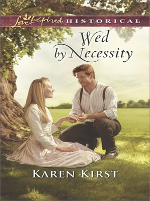 cover image of Wed by Necessity