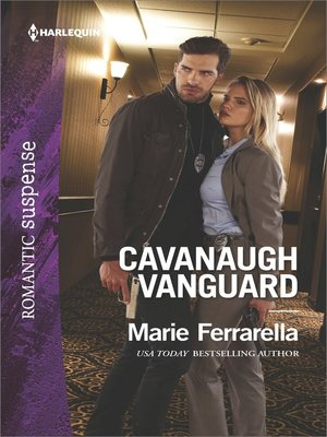 cover image of Cavanaugh Vanguard