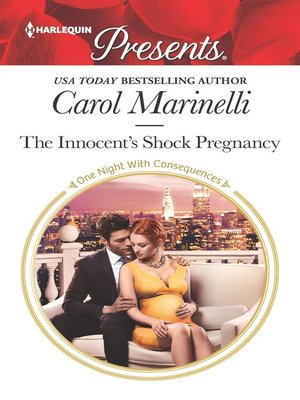 cover image of The Innocent's Shock Pregnancy