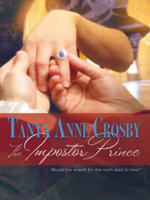 cover image of The Impostor Prince