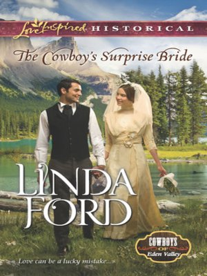cover image of The Cowboy's Surprise Bride
