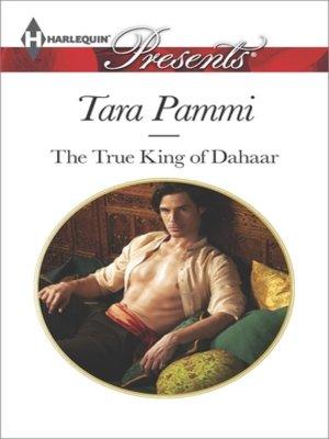 cover image of The True King of Dahaar