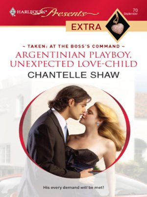 cover image of Argentinian Playboy, Unexpected Love-Child