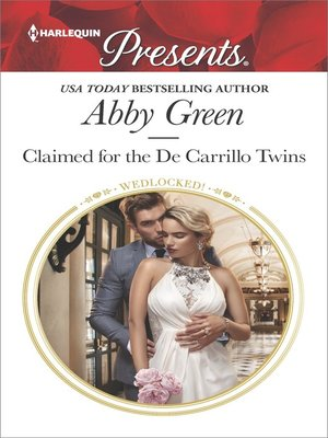 cover image of Claimed for the De Carrillo Twins