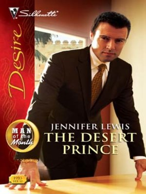cover image of The Desert Prince