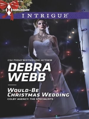 Cover Image Of Would Be Christmas Wedding