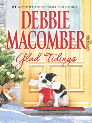 cover image of Glad Tidings: There's Something About Christmas\Here Comes Trouble