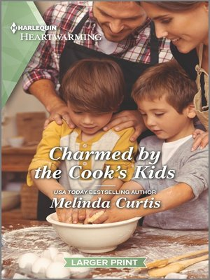 cover image of Charmed by the Cook's Kids