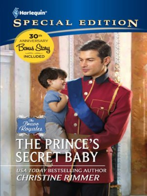 cover image of The Prince's Secret Baby
