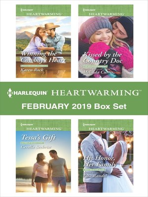 cover image of Harlequin Heartwarming Feb 2019 Box Set