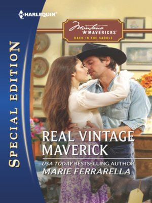cover image of Real Vintage Maverick