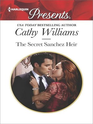 cover image of The Secret Sanchez Heir