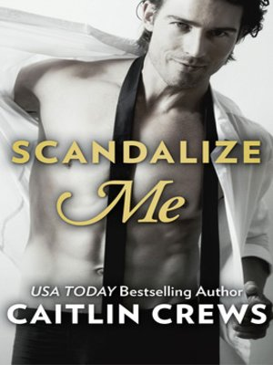 cover image of Scandalize Me
