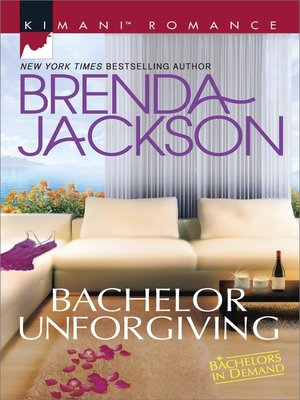 cover image of Bachelor Unforgiving