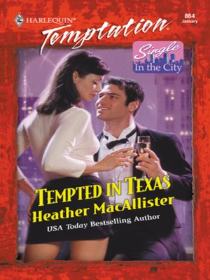 cover image of Tempted in Texas