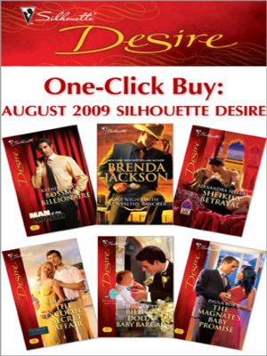 cover image of One-Click Buy: August 2009 Silhouette Desire