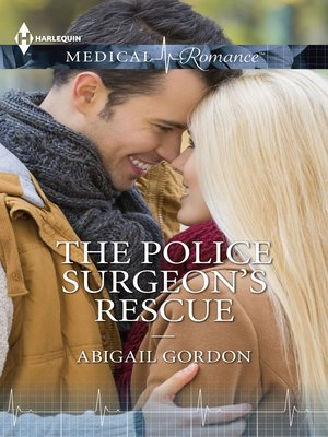 cover image of The Police Surgeon's Rescue