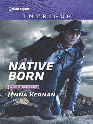 cover image of Native Born--A Thrilling FBI Romance