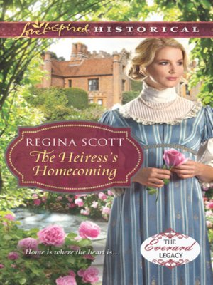 cover image of The Heiress's Homecoming
