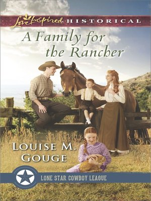 cover image of A Family for the Rancher