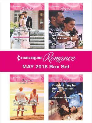 cover image of Harlequin Romance May 2018 Box Set