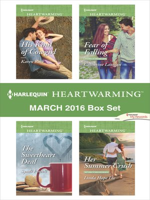 cover image of Harlequin Heartwarming March 2016 Box Set