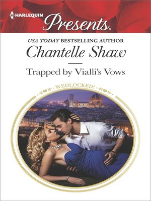cover image of Trapped by Vialli's Vows