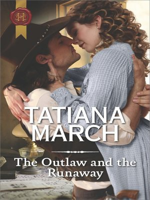 cover image of The Outlaw and the Runaway