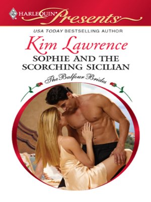 cover image of Sophie and the Scorching Sicilian