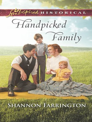 cover image of Handpicked Family