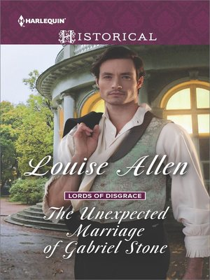 cover image of The Unexpected Marriage of Gabriel Stone