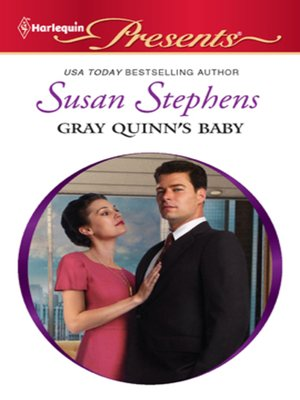 cover image of Gray Quinn's Baby