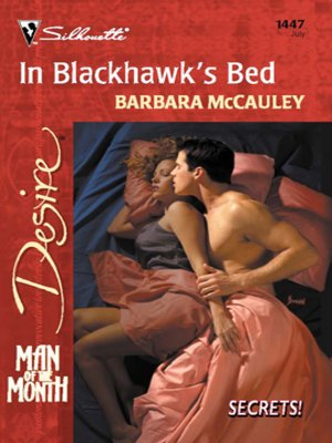 cover image of In Blackhawk's Bed