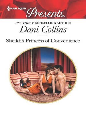 cover image of Sheikh's Princess of Convenience--A Contemporary Royal Virgin Romance