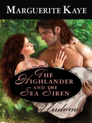 cover image of The Highlander and the Sea Siren