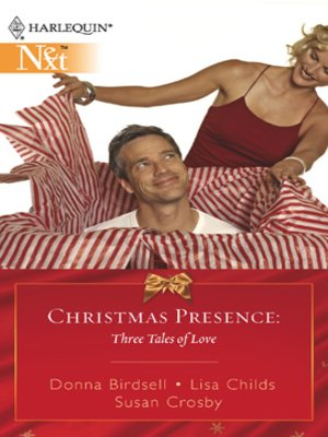 cover image of Christmas Presence: Three Tales of Love