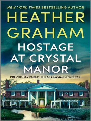 cover image of Hostage At Crystal Manor