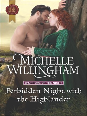 cover image of Forbidden Night with the Highlander--A Medieval Romance