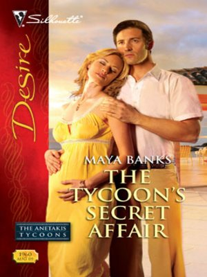 cover image of The Tycoon's Secret Affair