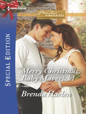 cover image of Merry Christmas, Baby Maverick!