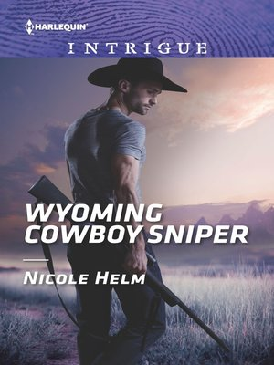 cover image of Wyoming Cowboy Sniper