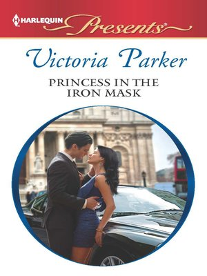 cover image of Princess in the Iron Mask