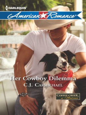 cover image of Her Cowboy Dilemma