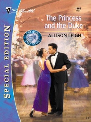 cover image of The Princess and the Duke